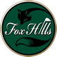 fox hills logo green